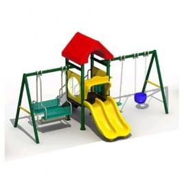 Parque Infantil Deluxe