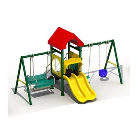Parque infantil deluxe - Parque infantil casa ...