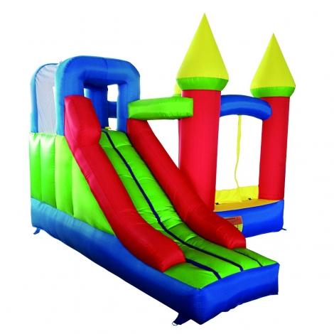 Castillo inflable Aventura