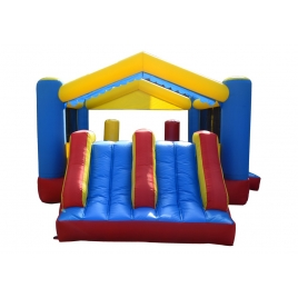 Saltarin Inflable Casa Diversion