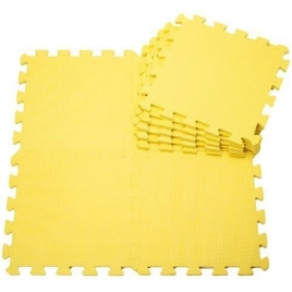 Piso en Foami Amarillo 1.2 cm