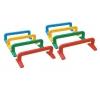 Carrera Obstaculos Rectangular 8 piezas
