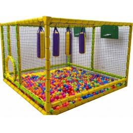 Playground Piscina Pelota