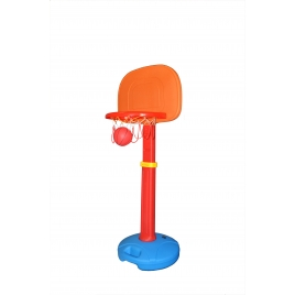 Aro Basketball Rojo
