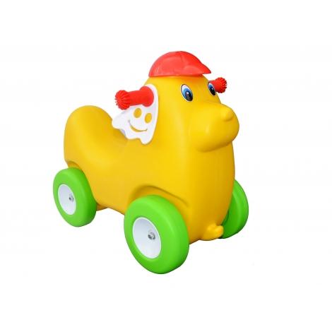 Carro Montable de perrito