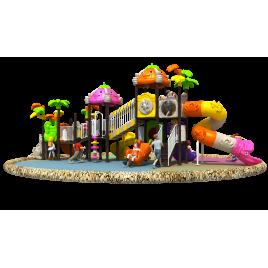 Parque Exterior Serie Multicolor 004