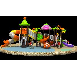 Parque Exterior Serie Multicolor 003