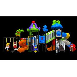 Parque Exterior Serie Multicolor 002