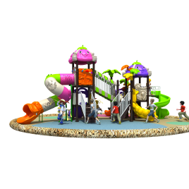 Parque Exterior Serie Multicolor 001