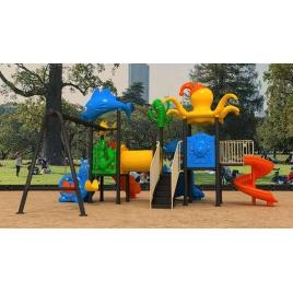 Parque Exterior Castillo Deluxe