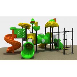 Parque Exterior Jurásico
