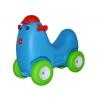 Carro Montable azul