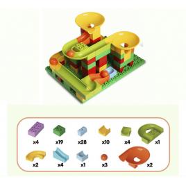 Juego de Construcción Bloques 78 piezas