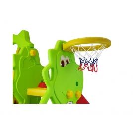 Tobogán Dino Verde