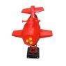 Balancin de Resorte Avion Rojo