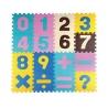 Piso en Foami Números 16 piezas 30x30