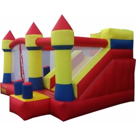 Castillo Inflable con Tobogan