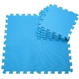 Piso en Foami 1.2 cm Azul