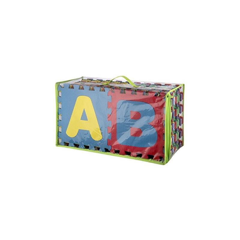 add008404ee Tapete de Foami Abecedario 36 piezas